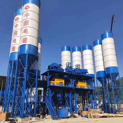 中泰重工HZS120型混凝土搅拌站