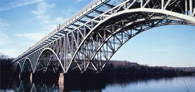 FABREEKA减震产品在桥梁的...