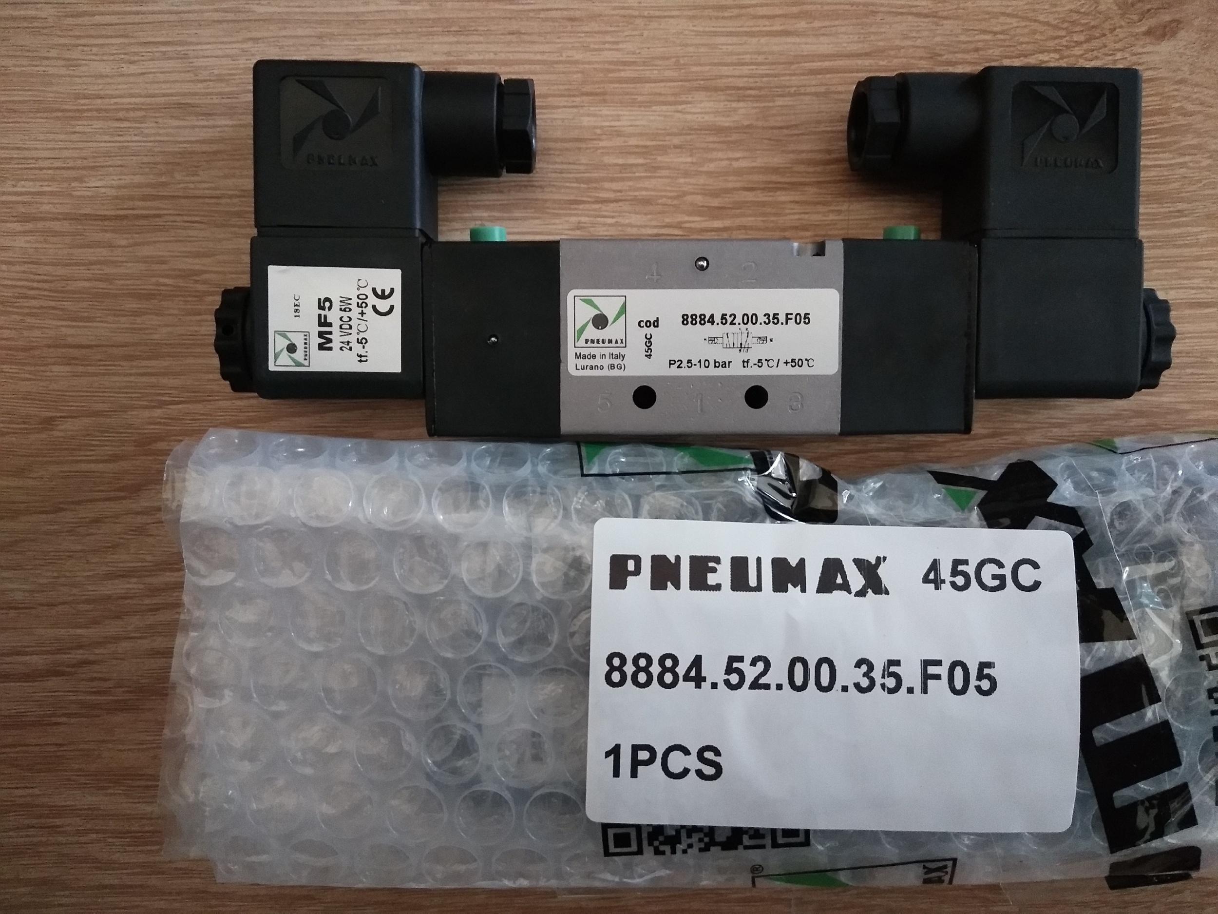 2019年11月下旬到货PNEUMAX/ACE/SMC/BARTEC/P+F