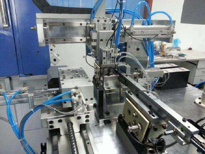 非标自动化设备改造升级