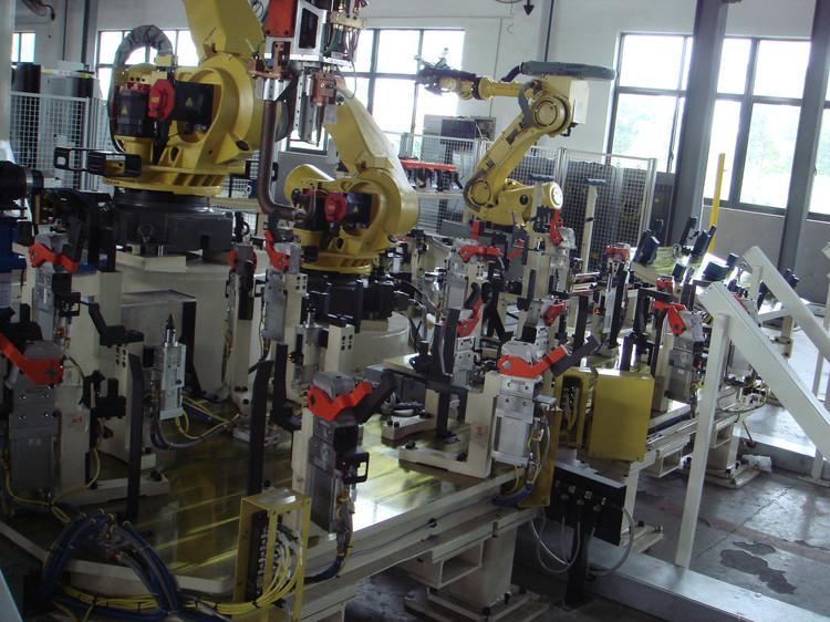 非标自动化设备工装夹具