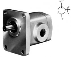 TOYOOKI内接式齿轮泵HGP-OA2系列外接式齿轮泵