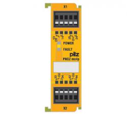 PILZ皮尔磁PNOZ mo4p输出扩展模块