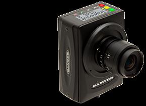 BANNER邦纳快速,先进的视觉传感器能为数亿万计的应用进行检测