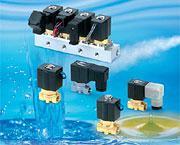 SMC流体控制元件