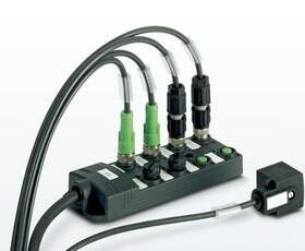 PHOENIX菲尼克斯传感器/执行器布线