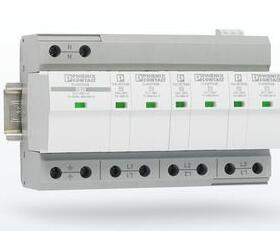 PHOENIX菲尼克斯电涌保护和干扰滤波器