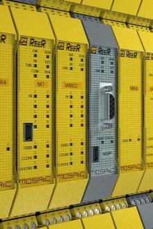 意大利REER安全控制模块