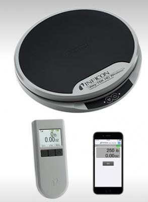 INFICON英福康Wey-TEK HD Wireless™ 冷媒充注秤