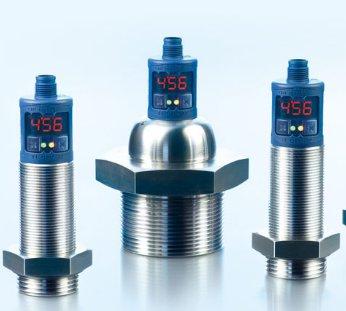 Microsonic超声波传感器hps+