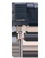 jumo久茂拧入式热电阻-带符合DIN EN 175301插头连接器(902044)