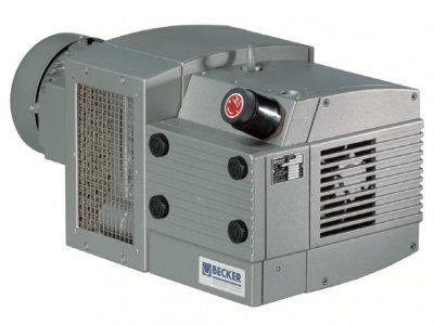 BECKER贝克无油旋片真空泵KVT3.100