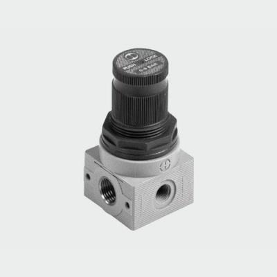 METAL WORK麦特沃克压缩空气压力调节器,单级,隔膜,小型