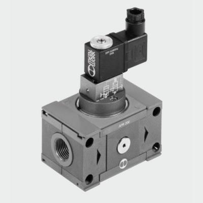 METAL WORK麦特沃克软启动阀门,螺线管传动,气动操控式,压缩空气