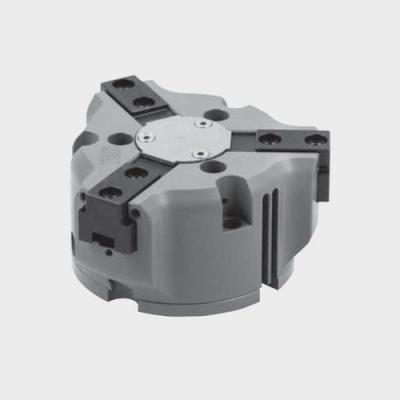 METAL WORK麦特沃克气动夹持器,平行,3爪,双作用