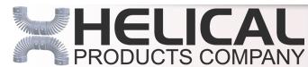 HELICAL,美国HELICAL联轴器,金属螺旋槽联轴器,弹性联轴器,挠性联轴器,梁联轴器,伺服联轴器,万向节