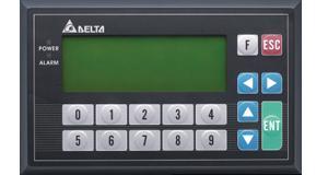 DELTA台达文本显示器
