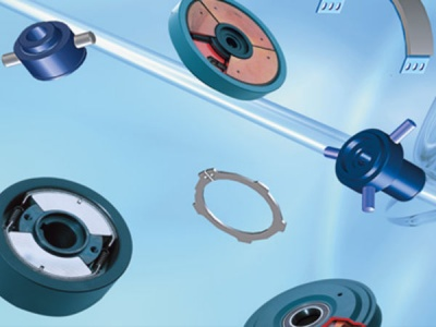 SUCO离心式离合器和制动器