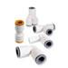 Legris乐可利快速接头液体和液体+:用于水和饮料的两个推入式配件系统