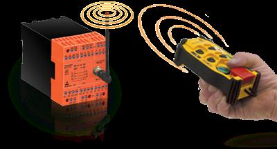 DOLD多德继电器无线安全模块