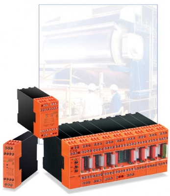 DOLD多德继电器多功能安全模块