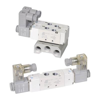 mindman金器电磁阀MVSD1-180