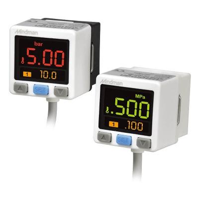 mindman金器压力传感器