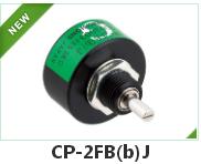 MIDORI导电塑料角度传感器CP-2FB(b)J