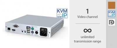 Guntermann&Drunck用于数字视频信号的KVM扩展器