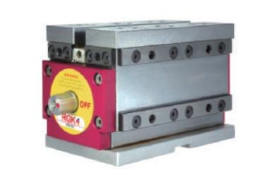 EMB CNC手动永磁式磁力夹盘