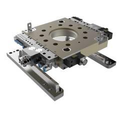 IPR工具快换盘方形工具更换器的存储站