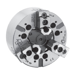 SMW-AUTOBLOK闭式中心动力卡盘