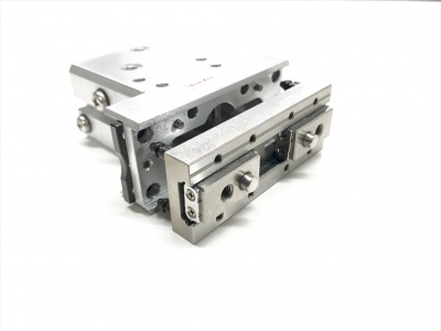 New-Era装拆式直线导轨平行气爪(长行程型)HP04DL
