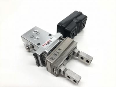New-Era装拆式直线导轨平行气爪(夹指(长夹指)型)HP04DFR