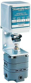 ControlAir型号100M电动型精密空气调压阀