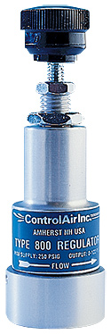 ControlAir型号800超迷你型精密调压阀
