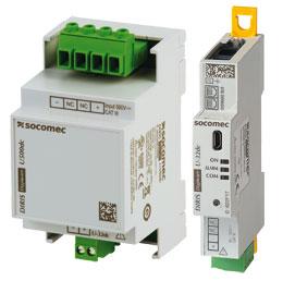 SOCOMEC DIRIS Digiware Udc DC电压测量模块