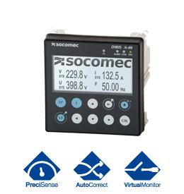 SOCOMEC DIRIS A-40多功能电力仪表