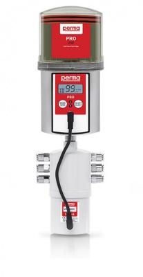PERMA多点电子机械式自动润滑PRO MP-6