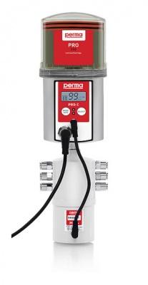 PERMA多点电子机械式自动润滑pro C mp-6