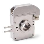 BEI Sensors 磁性增量式编码器  HHUB型采用扁平设计,编码器带接线盒