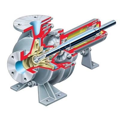 Flowserve 工业流程泵 - D800