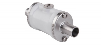 AKO VMC系列气动夹管阀终端焊接连接