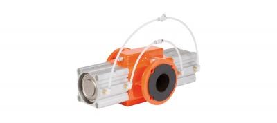AKO OV系列软管夹管阀,机械操作,双作用,双面关闭