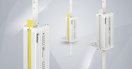 KUEBlER编码器 线性测量系统 轴复制系统