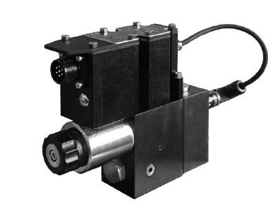 DUPLOMATIC迪普马PZE3J-比例减压阀,先导,闭环,三通,集成电子元件