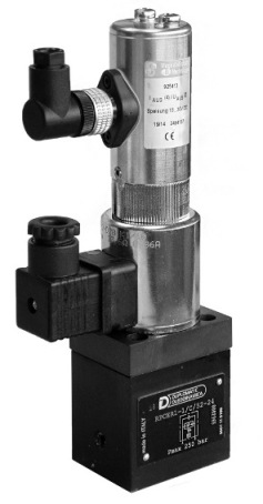 DUPLOMATIC迪普马RPCER1-带位置反馈的比例流量调节阀