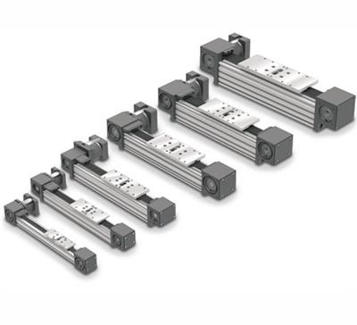 TOLOMATIC MXB-U非导向皮带驱动执行器