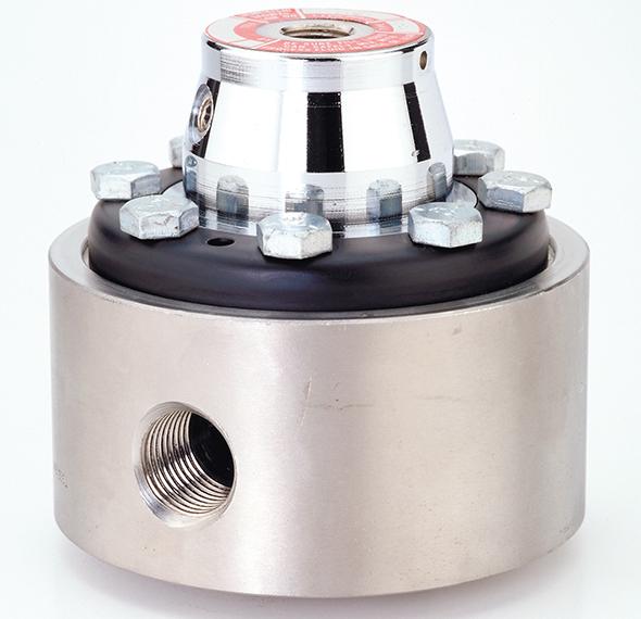 ASHCROFT 104 螺纹连接管道在线式隔膜