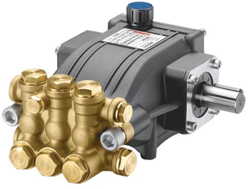 HAWK高压水泵 NHD 120 bar 系列